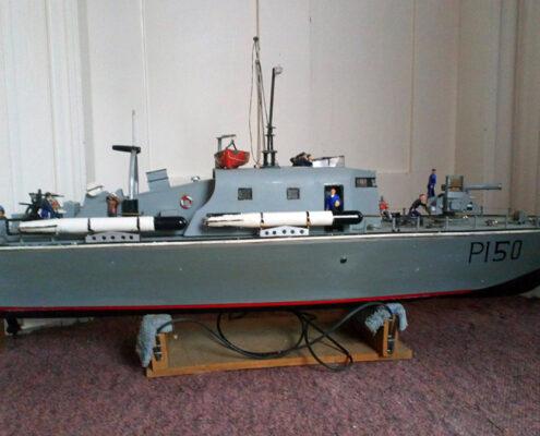 Naval Boat P150